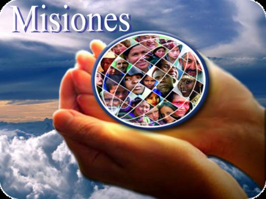 Corrientes misioneras